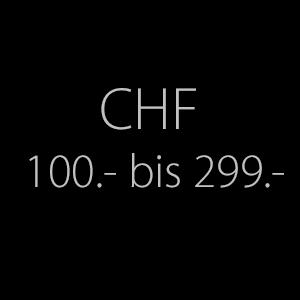100.- bis 299.-